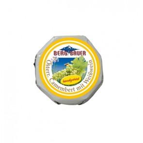 Camembert mit Weißwein